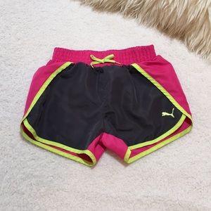 Girls Puma Shorts